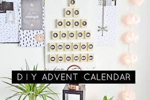 DIY - Kalendarz Adwentowy