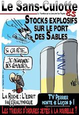 mensuel Le Sans-Culotte 85