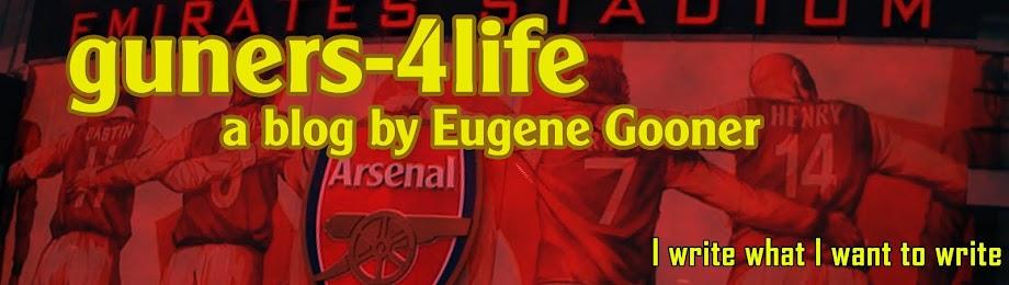 gunners-4life - a Blog by Eugene Gooner