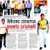 ccl t20 cricket where cinema meets cricket starts from june 4th