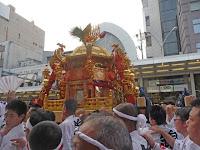 神泉苑との関わりは869(貞観11)年、疫病が流行したときから始まった。