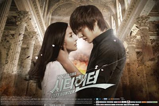 foto-foto City Hunter, Drama Korea Lee Min Ho indosiar, korean drama city hunter, sinopsis city hunter lee min ho