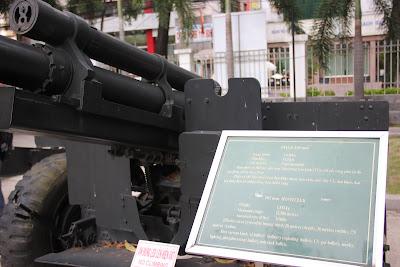 Obus de la guerra de Vietnam