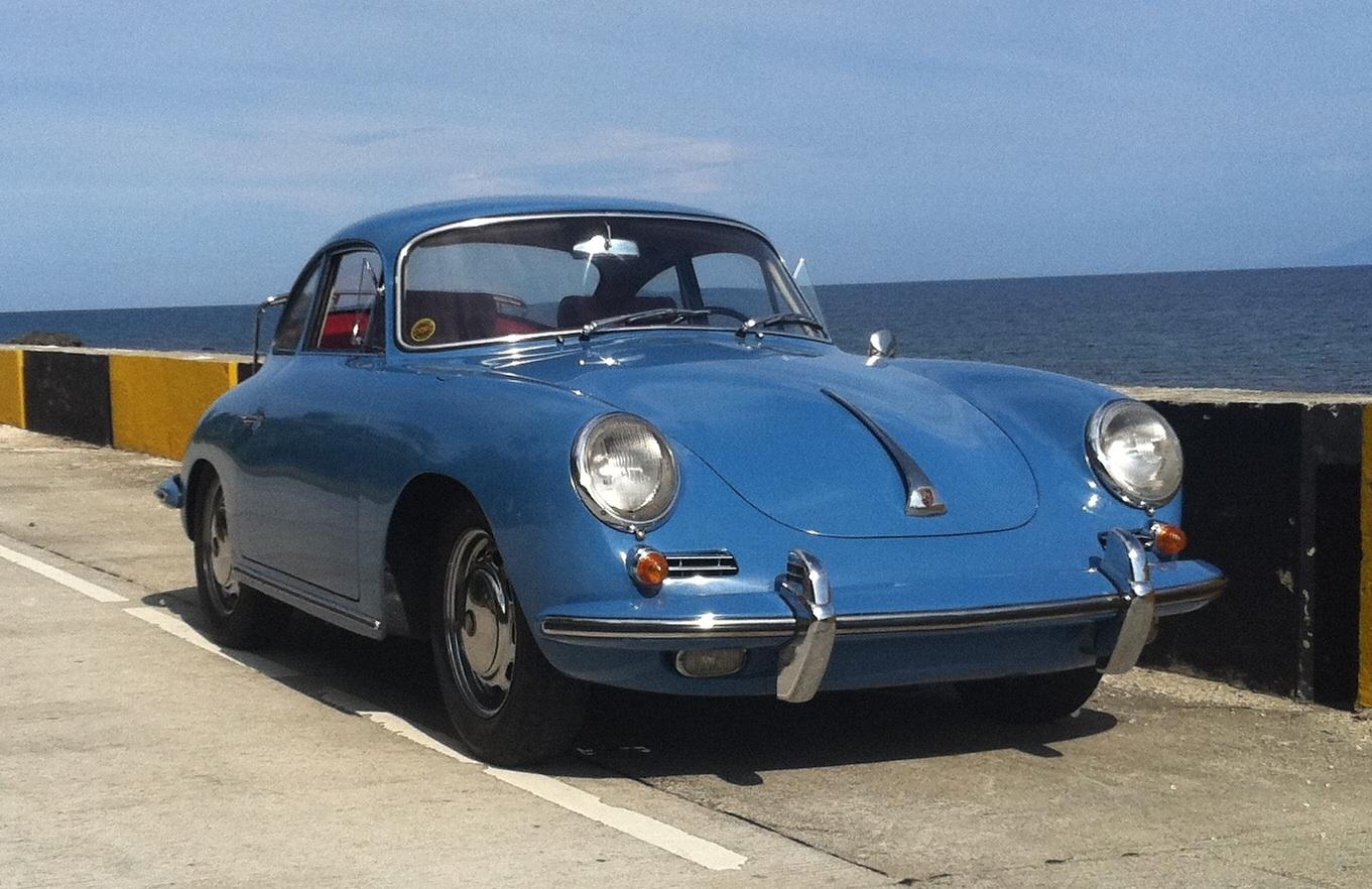 1964 PORSCHE 356C – The only