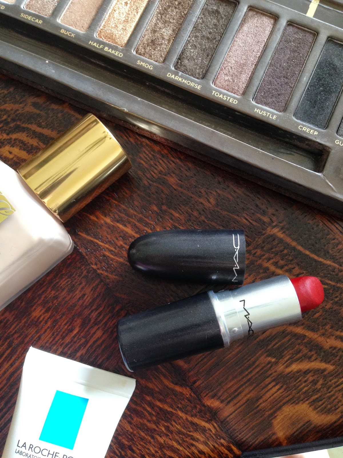 Holy Grail Blogger MAC Russian Red Lipstick