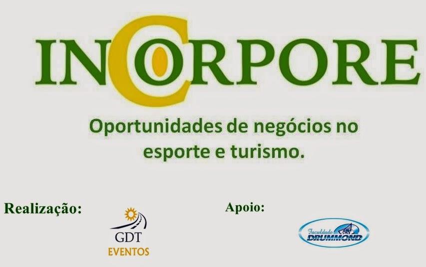 GDT EVENTOS   INCORPORE - Oportunidades de Negócios no Esporte e ... 357699c2f49a4