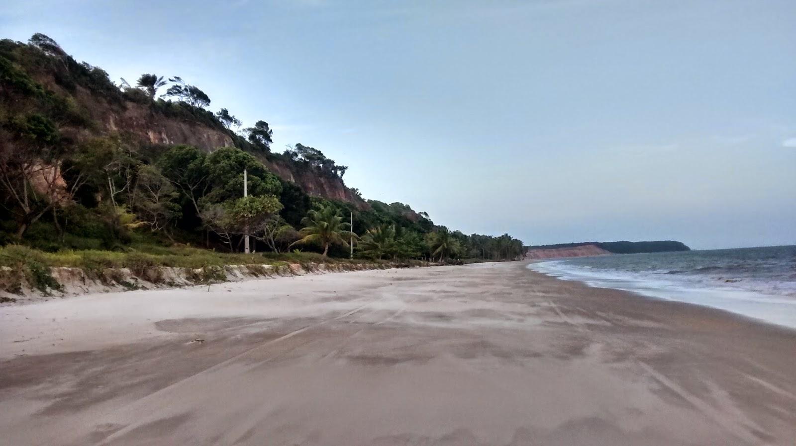 Praia do Carro Quebrado.