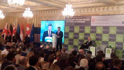 Forum su sicurezza a Kiev