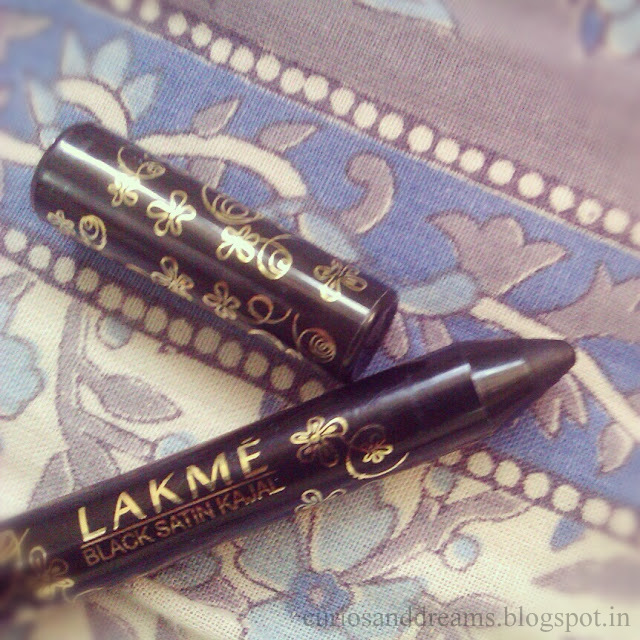 Lakme Satin Kajal Review