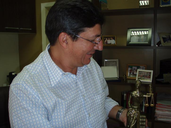 """PROMOTOR DA CIDADANIA DR. PEDRO RODRIGUES LEITE,"""" DIFERENCIAL NA JUSTIÇA DO AMAPÁ"""""""