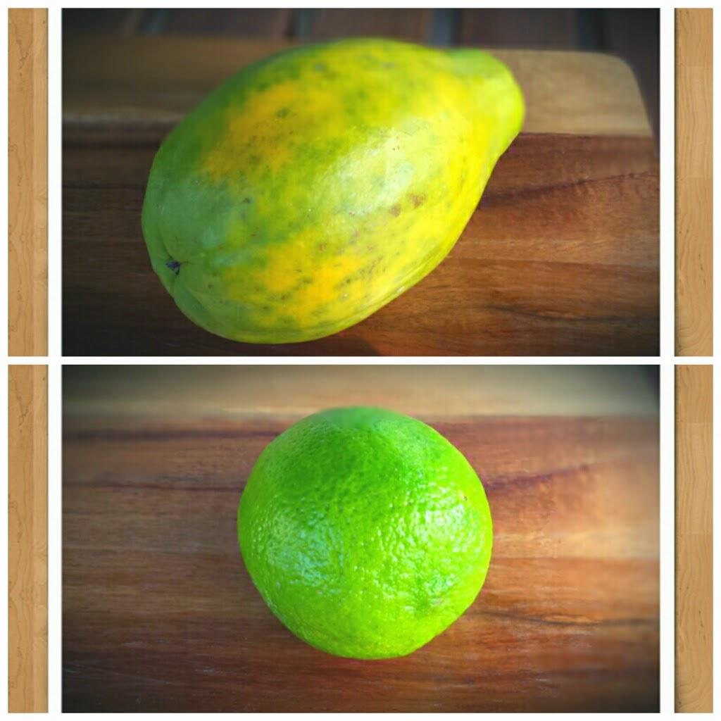 Papaya Limette