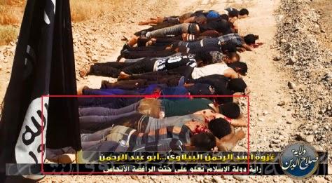 foto pembantaian oleh isis