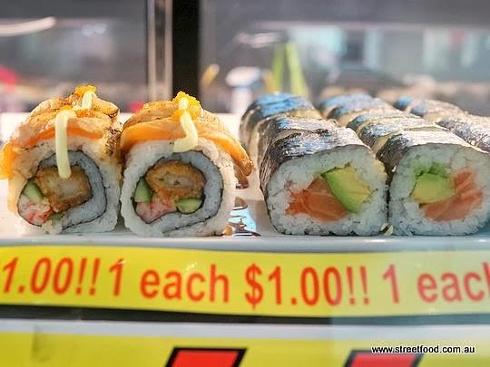 B kyu ajisai japanese sushi bar sussex centre food for Ajisai japanese cuisine