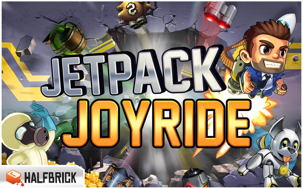 Jetpack Joyride v1.7 Mod [Unlimited Everything]