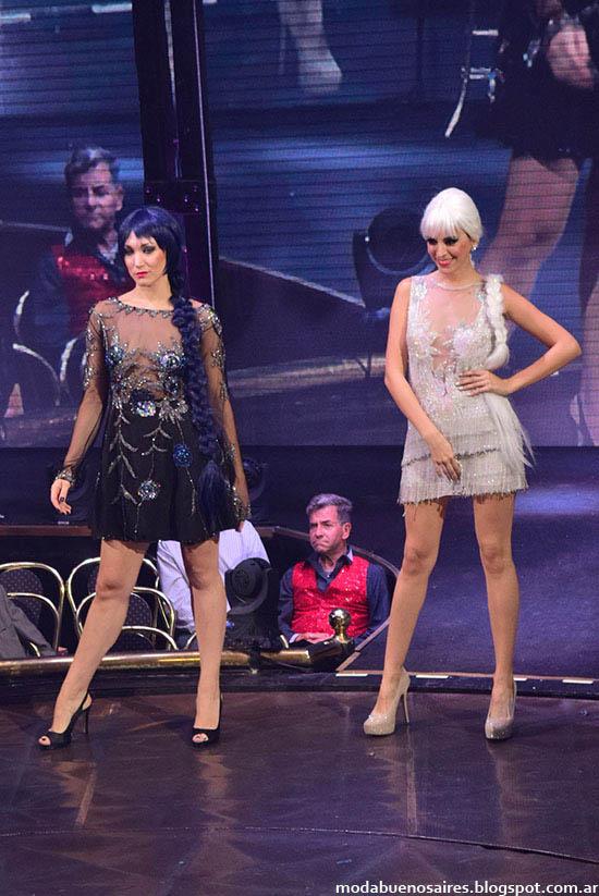 Roberto Piazza colección otoño invierno 2015. 40 Años con la Moda Argentina.