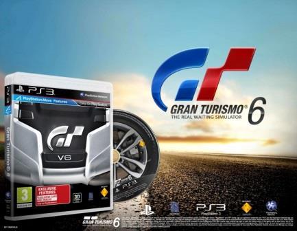 Gran Turismo 6 En Lista Para Playstation 3 y 4