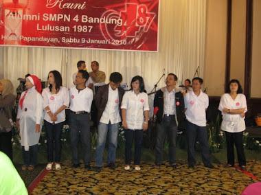Reuni SMPN 4 Bandung