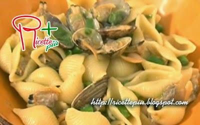 Pasta Vongole e Asparagi di Cotto e Mangiato