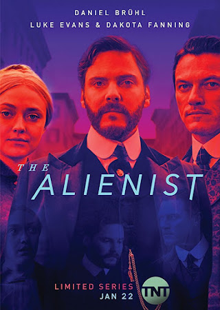 Poster Of The Alienist Season 01 2018 Watch Online Free Download