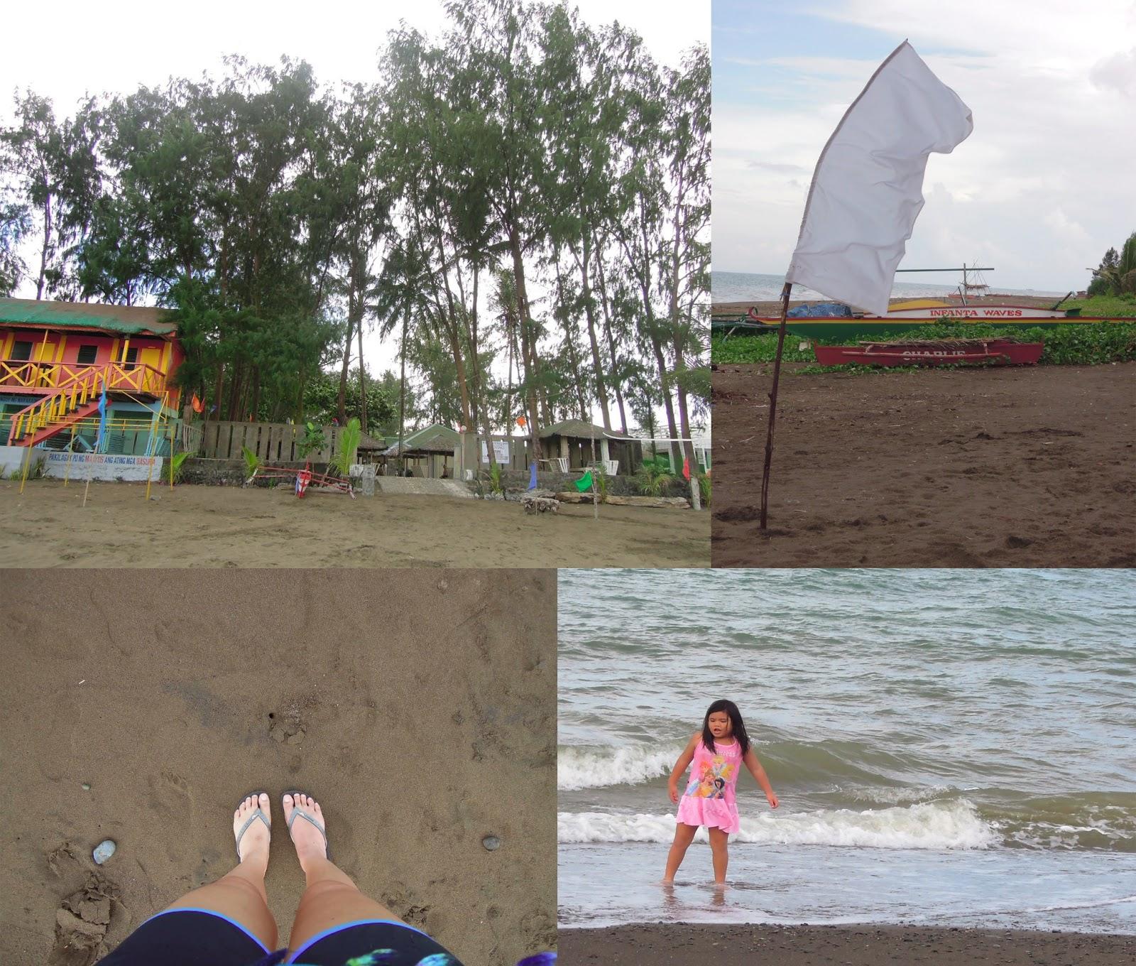 Blue Pavilion Beach Resort Infanta
