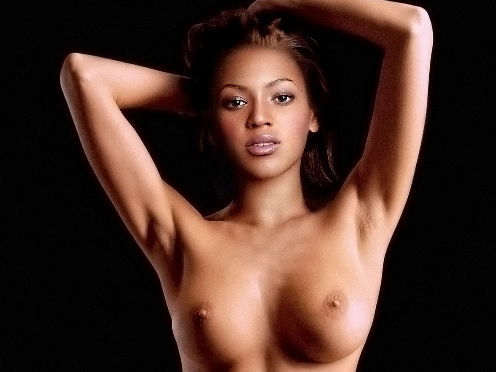 Are beyonce knowles butt naked secret, however