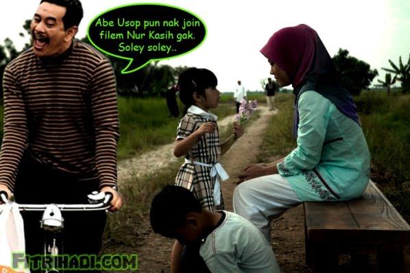 usop wilcha nur kasih the movie