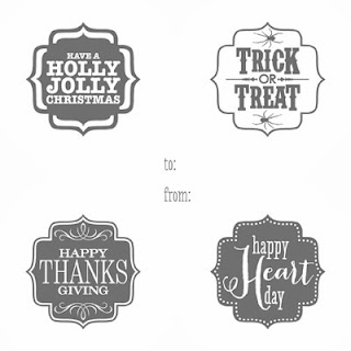 Tags 4 You Stamp Set