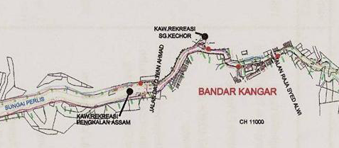 Bandar di Bandar Kangar