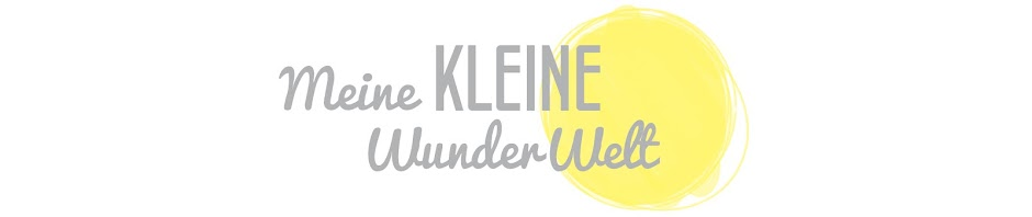 Meine kleine Wunderwelt