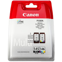 Canon Pack Ahorro PG-545 y CL-546