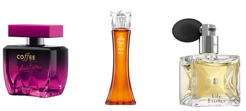 perfume feminino boticario O BOTICÁRIO PERFUMES   Coleção de perfumes O Boticário