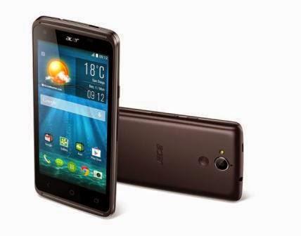 Acer umumkan ponsel Android murah terbarunya Liquid Z410