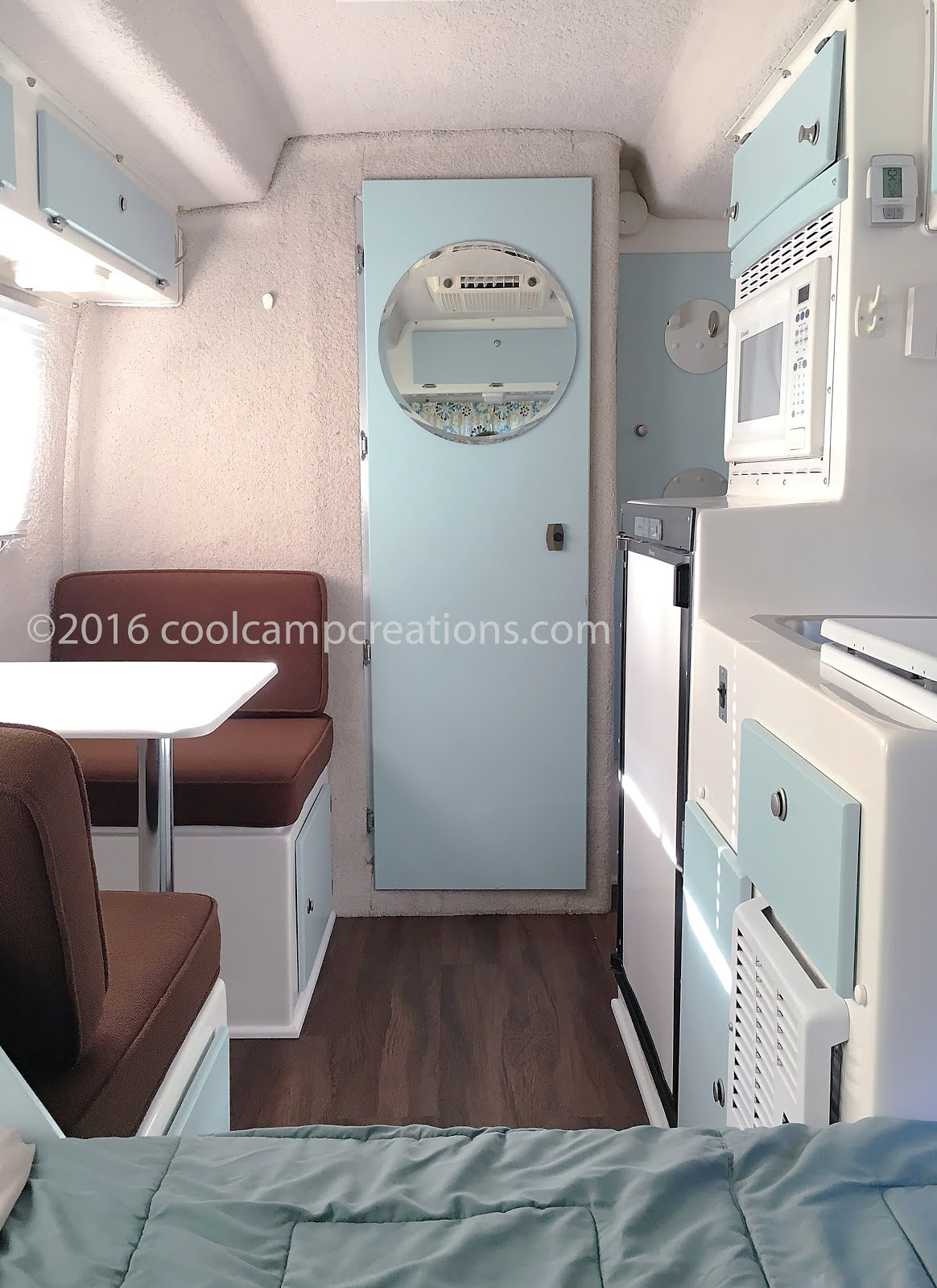 Casita Travel Trailer Interior Remodel Cool Stuff For