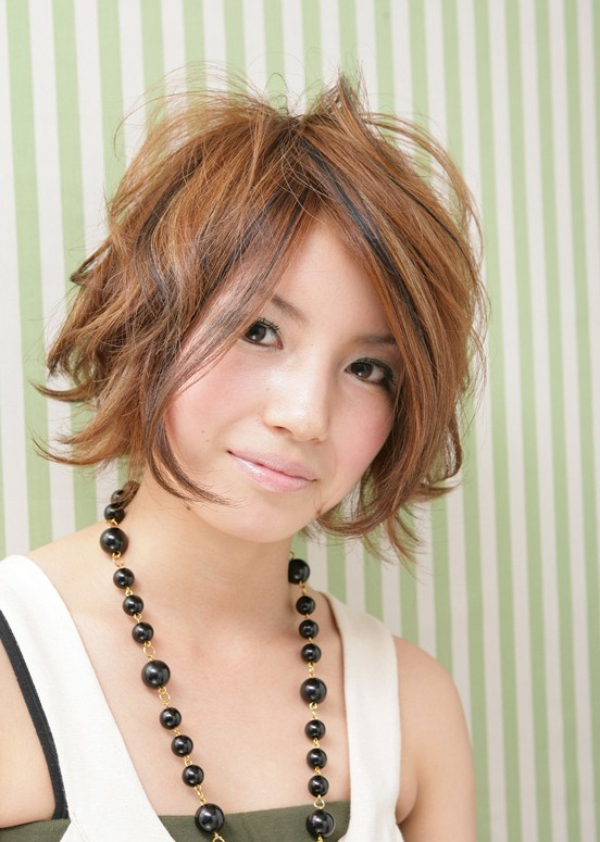 The Amazing Funky Short Hairstyles For Women Image
