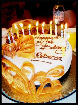 Bite Size Me Rebecca S Birthday Cake