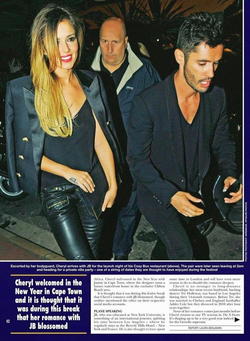 Cheryl Cole - Latest Photoshoot for Hello Magazine UK