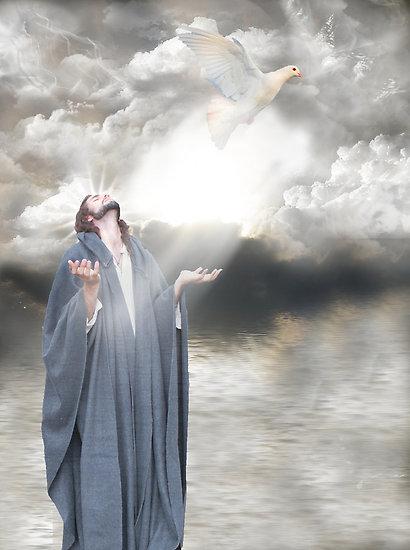 Beautiful spirit of god
