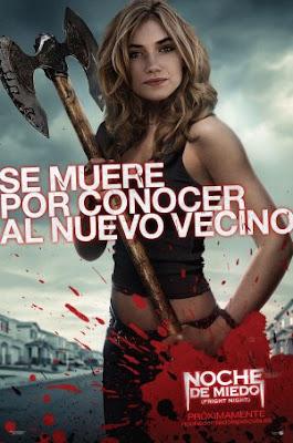 Noche de miedo (Fright Night)(2011) imagenes fotos poster cartel pelicula