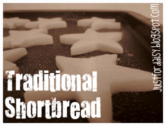 Just For Daisy :: Traditional Shortbread