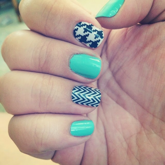 AshleyNewell.me: Jamberry Nail Lacquer Review