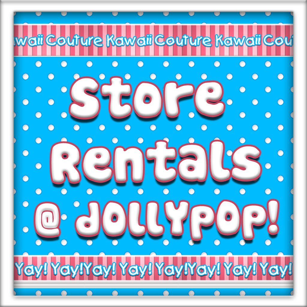 Rent Store #1 @ dOllYpOp!
