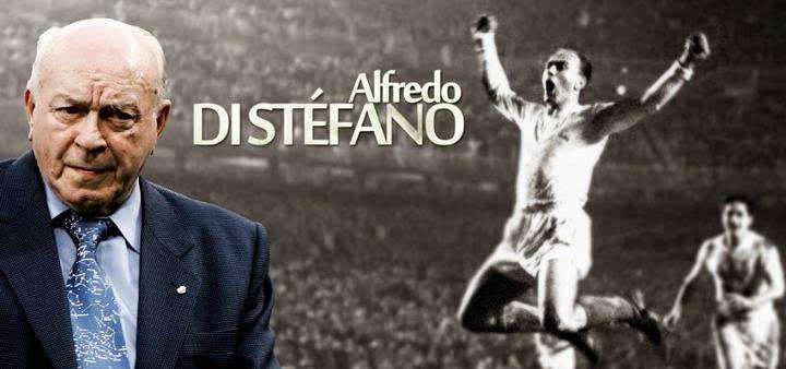 """Fallece Don Alfredo Di Stéfano """"La Saeta Rubia"""". D.E.P."""