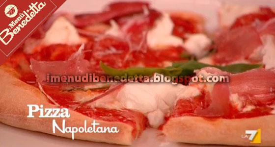 Pizza napoletana la ricetta di benedetta parodi for Mozzarella in carrozza parodi