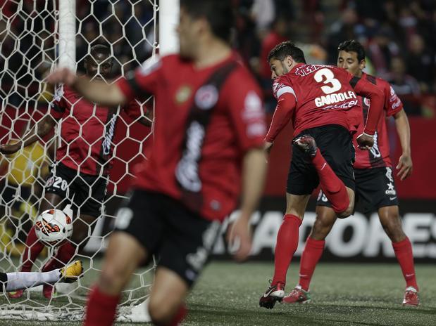 Corinthians perde na Libertadores
