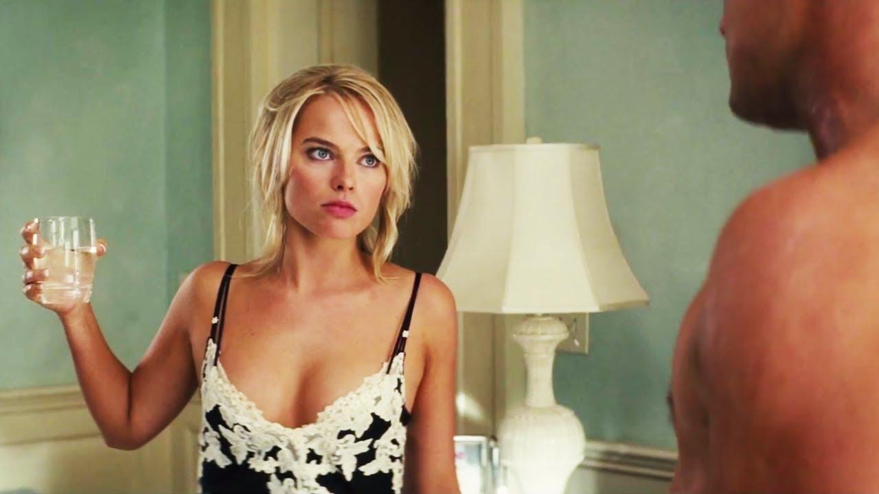 Fashion in film margot robbie in the wolf of wall street the new