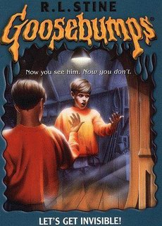 R.L. Stine - Let's Get Invisible!.