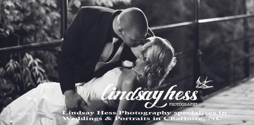 Wedding & Portrait Photographer in Charlotte NC