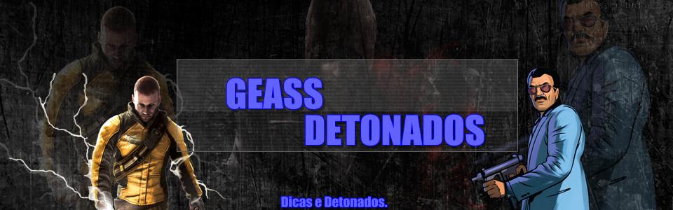 Geass Detonados