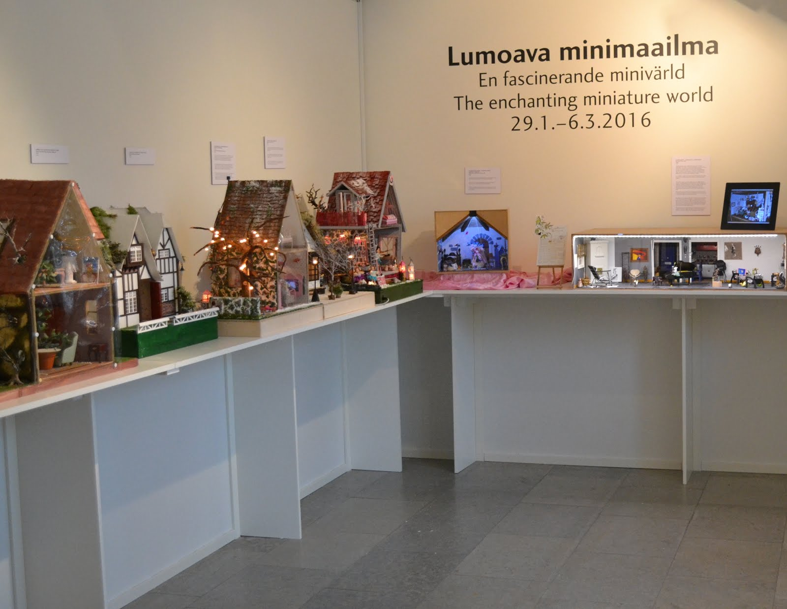 Lumoava minimaailma 2016