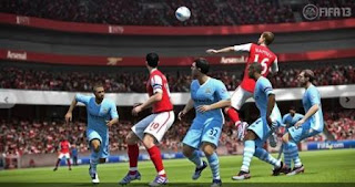 Screenshot  FIFA 13 PC